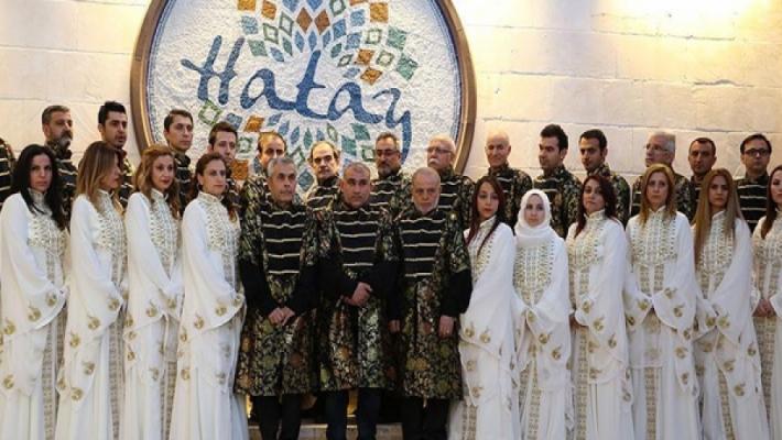 Antakya'dan Dünya Barışına katkı için Amerika'da konser