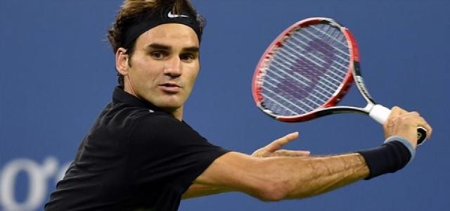 Federer ve Cilic yarı finalde