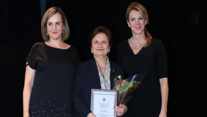 The Society of Foreign Consuls Dünya'nın Başarılı Kadınlarını Ödüllendirdi...
