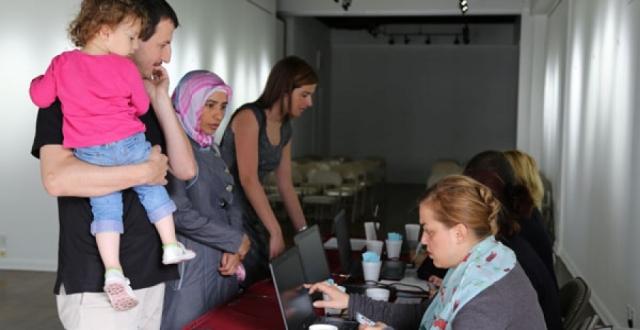 Amerika'da Türkler sandık başında