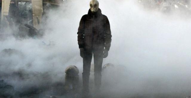 Gaz maskesinin fedakâr mucidi