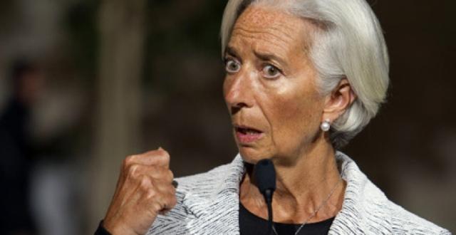 IMF Başkanı Lagarde'a soruşturma