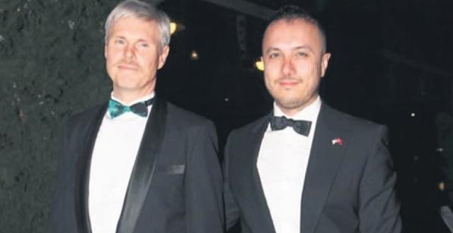 ABD'li Başkonsolos, Türk genciyle evleniyor