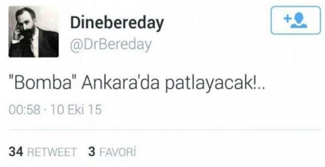 HDP'li danışman patlamayı 9 saat önceden duyurdu