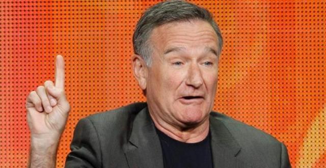 ABD'li Aktör Robin Williams Hayatını Kaybetti