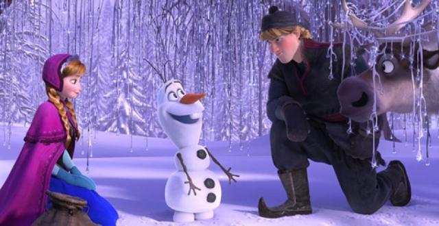 'Frozen' Müzikleriyle Rekora Koşuyor