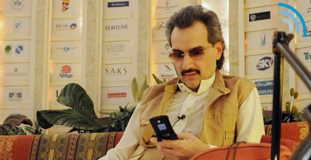 Suudi Prens Twitter'ın en büyük ikinci ortağı