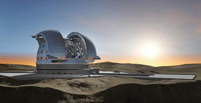 Çöldeki bilim merkezi: Dünyanın en büyük teleskobu E-ELT