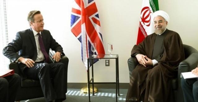 İran ve İngiltere'den 35 yıl sonra tarihi görüşme