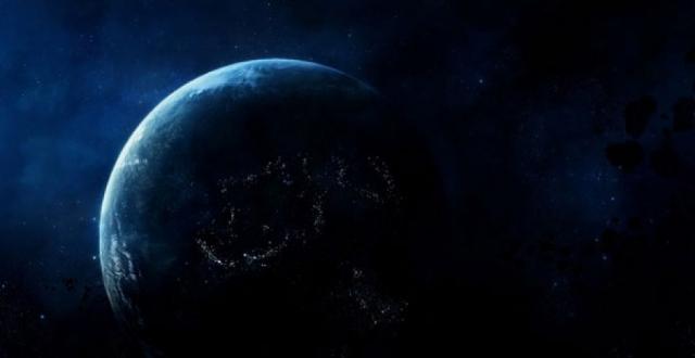 Dünya onbeş gün karanlıkta kalacak