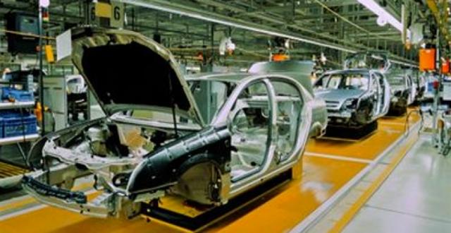 ABD'de imalat sanayi 5 ayın en hızlı artışını kaydetti
