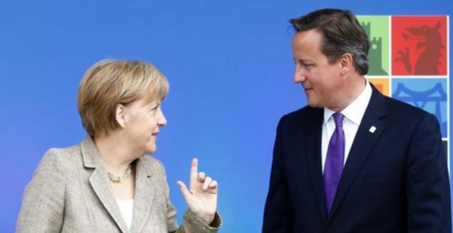 Almanya ile İngiltere Arasında Gerginlik