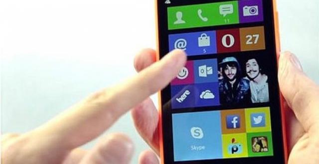 Microsoft'tan Android telefon
