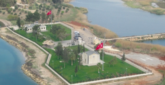 Süleyman Şah karakoluna operasyon
