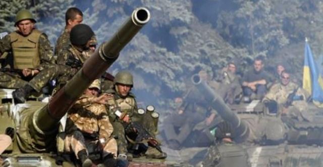 Ukrayna'da Ateşkes