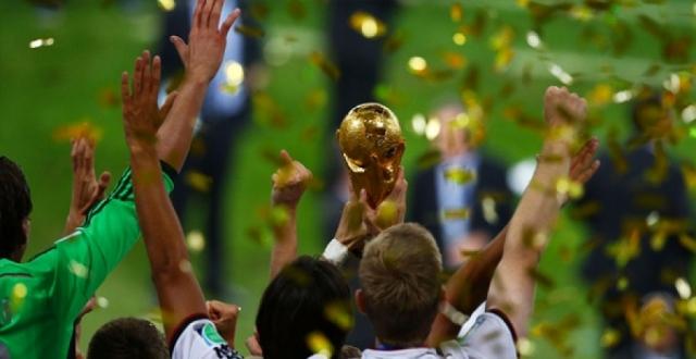 Büyük Kupa Almanya'nın