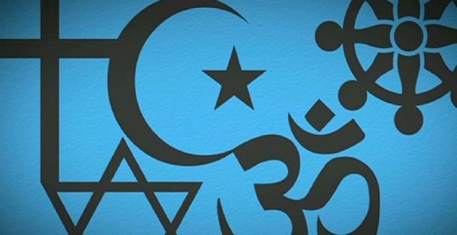 Tüm dinler tek çatı altında toplanıyor