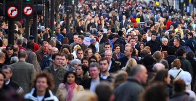 İngiltere'ye göç artıyor