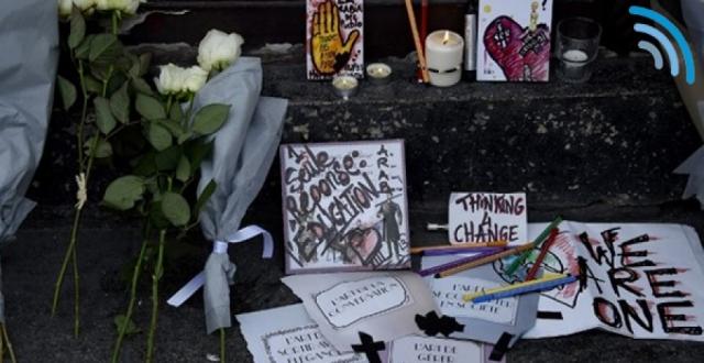 'Terör dini savunma aracı değildir'
