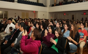 Türk-Azeri Kültür Günü Columbia Üniversitesi'nde Yapıldı