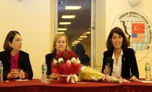 KAGİDER ile New Yorklu Türk Hanımlar Buluştu