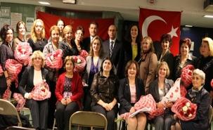 Atatürk Okulu'nda Öğretmenler Günü Kutlandı