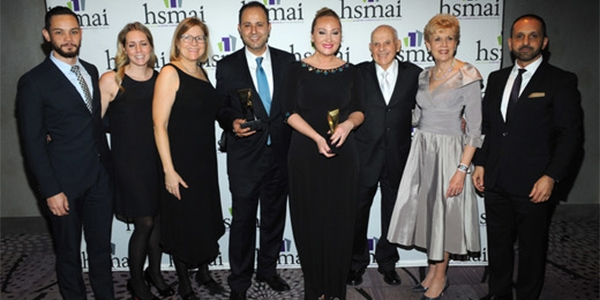 Gold awarded to the Turkish Culture and Tourist Office in New York at Hsmai Adrian Awards